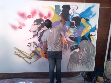 live painting take me out event live painting lectrics