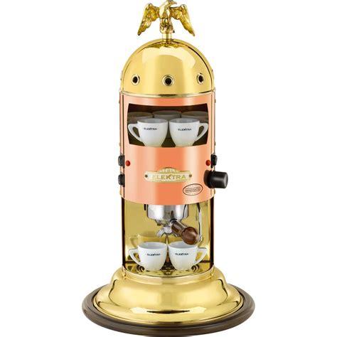 Elektra Mini Verticale (Brass/Copper)   Espresso Machines   Brewing Equipment