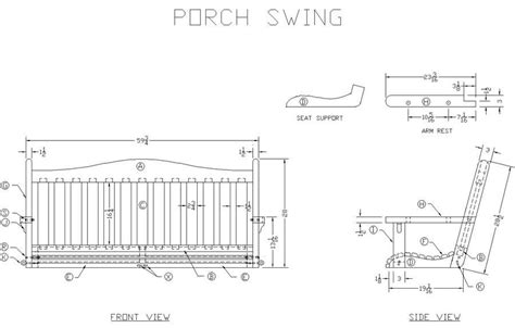 free printable woodworking plans printable porch swing plans plans table plan generator
