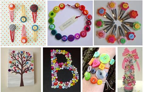 pintrest crafts button crafts plus assorted button