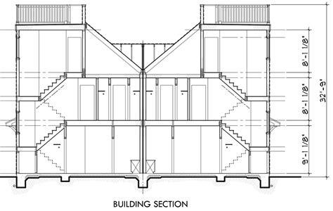 Multi Family Home Floor Plans mediterranean duplex house plans beach duplex house plans