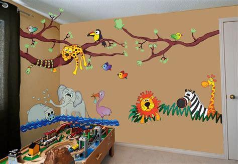 jungle stickers for walls jungle wall stickers 2017 grasscloth wallpaper