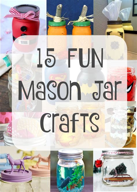crafts to do for crafts using jars 183 the typical