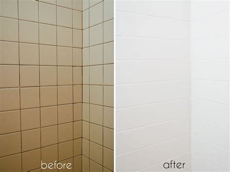 bathroom painting a bathroom tile makeover with paint ramshackle glam