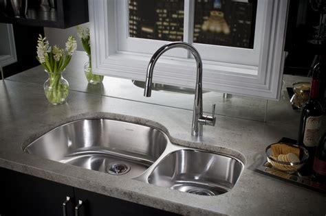best kitchen sinks reviews attractive stainless steel single bowl undermount sink