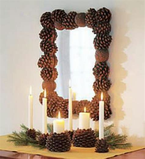 Home Made Halloween Decorations 30 beautiful pinecone decorating ideas amp tutorials for holiday