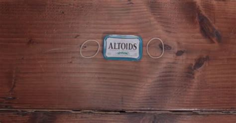 make your own rubber st kit altoid tin survival kit diy survival
