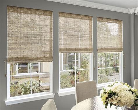 window shade ideas best 25 woven shades ideas on woven wood