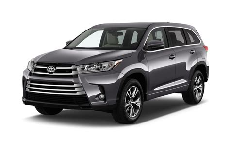 Toyota Suv Reviews by 2017 Toyota Highlander Reviews And Rating Motor Trend
