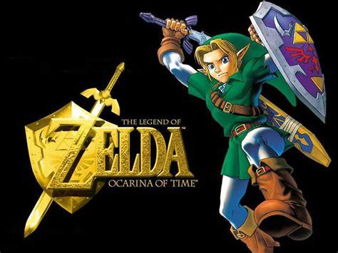 The Legend Of Ocarina Of Time Espa 241 Ol The Legend