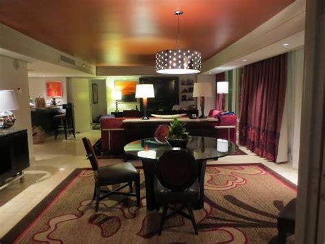 mirage 2 bedroom suite 2 bedroom tower suite living area