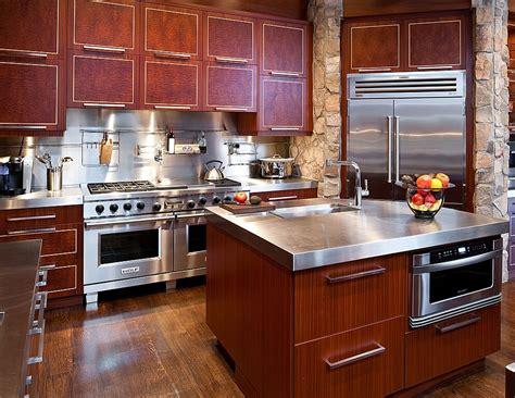 stainless steel kitchen island 64 deluxe custom kitchen island designs beautiful
