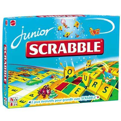 mattel junior scrabble mattel junior scrabble