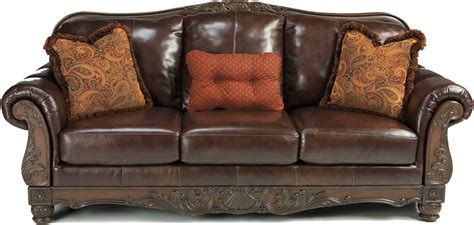 wood and leather sofas leather sofas with wood trim leather sofa with wood trim