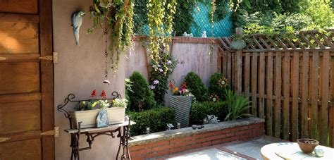 backyard ideas decorating big ideas for decorating small outdoor spaces 171 bombay