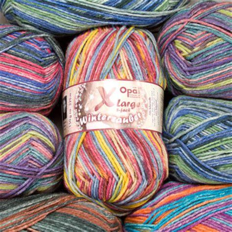 opal knitting yarn opal xlarge winter magic 8 ply yarn dizzy sheep
