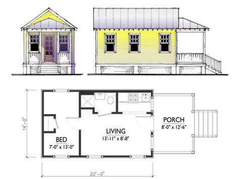 guest cabin floor plans small tiny house plans best small house plans cottage
