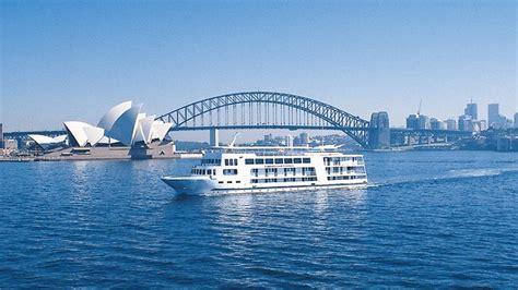 cruises sydney testing water on sydney cruise