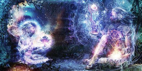 Transcendental Artwork by Native American Gods Computer Wallpapers Desktop