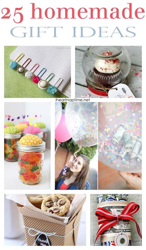 gifts for to make 25 fabulous gifts i nap time