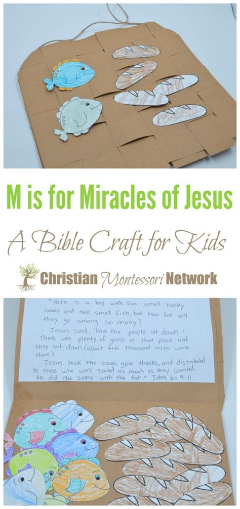 Miracles Of Jesus Crafts And The O Jays On