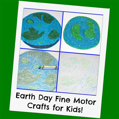 earth day crafts for earth day motor crafts for wikki stix