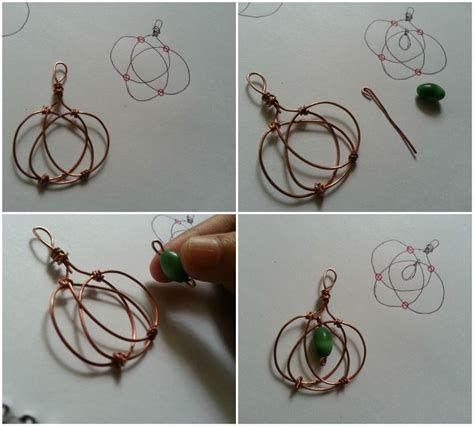 craft wire projects easy fall craft wire projects jewelry