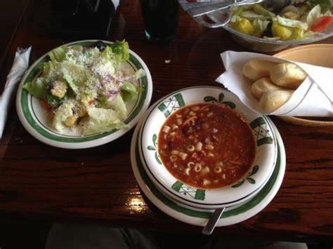 the most amazing breadsticks picture of olive garden rochester tripadvisor