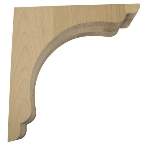 woodworking brace federal brace introduces wood corbel kits kbis pressroom
