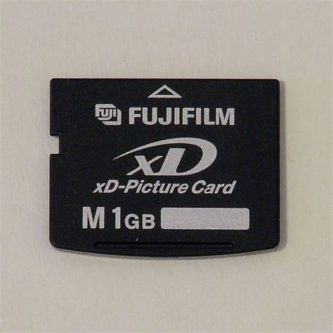 card for file xd card typem 1g fujifilm jpg