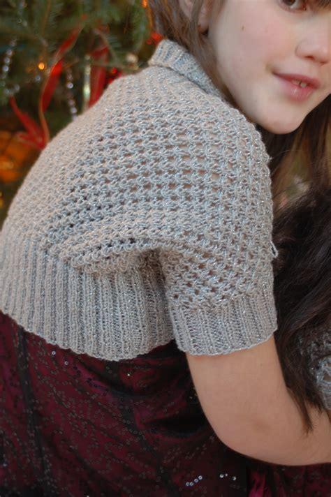 knit shrug pattern shrug lilliputian stitches