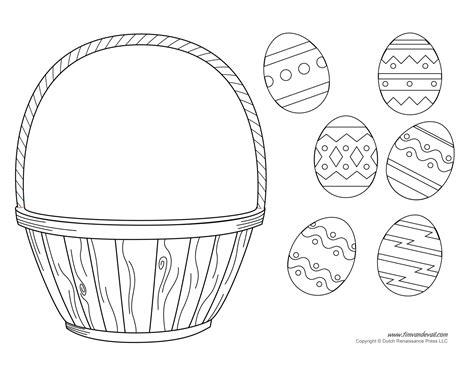 printable easter crafts for easter basket template easter basket clipart easter craft