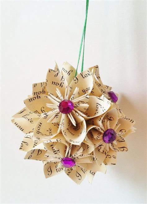 newspaper craft ideas for pretty paper craft decoration ideas family