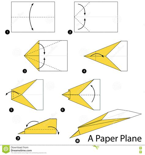 how to make an origami aeroplane easy origami jet plane comot