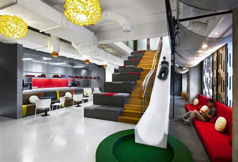 creative office design creative offices ogilvy mather office by m moser