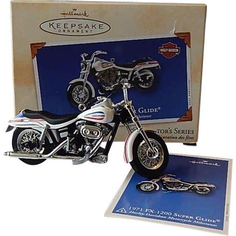 harley davidson ornaments hallmark keepsake ornament harley davidson motorcycle from
