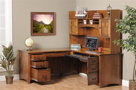 office desk with hutch office desk with hutch home design by