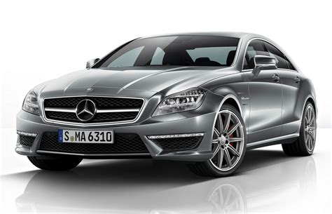 Mercedes New Models by Updated 2014 Mercedes Cls63 Amg Adds Awd New S Model