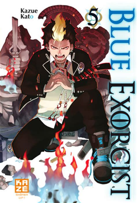 read blue exorcist blue exorcist tome 5 by kazue kato reviews discussion