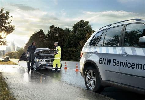 Bmw Roadside new roadside assistance hotline program for bmw