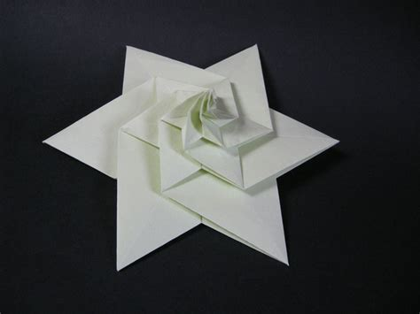 origami spiral origami hexagonal logarithmic spiral evan zodl folded by