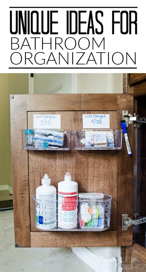 bathroom storage and organization 25 best ideas about bathroom sink organization on