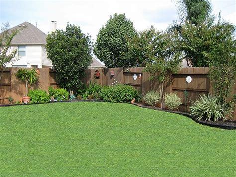 garden ideas for backyard landscape design for backyard privacy garden post