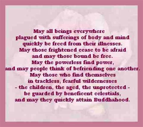 buddha prayer prayers for peace