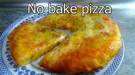 easy food tasty no oven pizza tasty and easy food recipes for