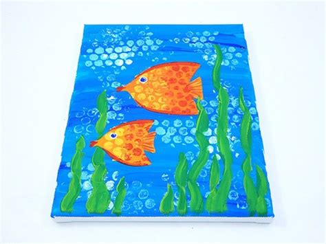 underwater crafts for 17 best images about crafts with paint on