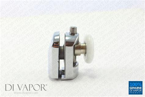 sliding shower door roller di vapor r bottom metal single shower door roller 6mm