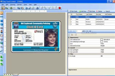 make an id card free easy card creator free 11 20 60