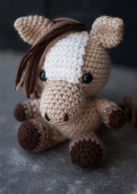 pony patterns animals 25 best ideas about crochet pony on crochet