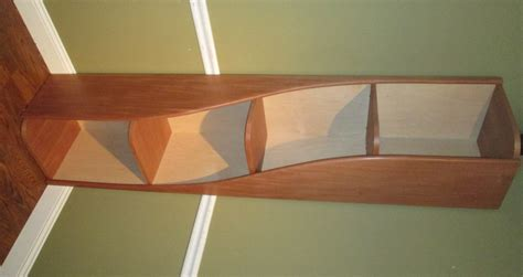 Unusual Kitchen Cabinets charlies projects this curved wall required books shelves